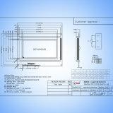 Bildschirmanzeige PFEILERlcd-Vorstand Syb240X128 A4V10 Grafik LCD-240128