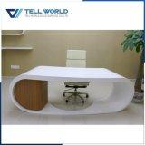 Superfícies Corian mobiliário de escritório comercial, Presidente quarto conjunto de mesa do escritório