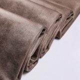 2018 100% tissus de suède de polyester pour le sofa