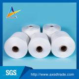 602 de hoge Prijs van het Garen van de Polyester van de Hardnekkigheid Ruwe Witte per Kg in India