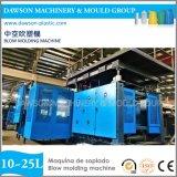 20L 25L Lata de plástico de HDPE Sopradoras de Extrusão