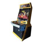 Più nuova macchina del gioco di combattimento della galleria del combattente di via 2017 video da vendere (ZJ-AR-ST05)