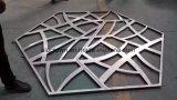 CNC Gesneden Comité van het Aluminium voor het BuitenMateriaal van de Muur