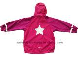 Светоотражающие печать детский PU куртка