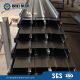 Metal Ireproof cubierta de losa de piso