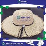 Шлем пляжа сторновки женщин бумажный (AZ021B)