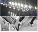 Luz de inundación al aire libre de la luz de inundación de SMD LED 10W 20W 30W 50W con el sensor