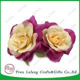 Flores para decoração de flores Rosa Artificial Peony Flower