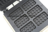 Commercial Sticke Retangle Gaufrier/machine à gaufres/machine à gaufres