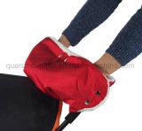 Прогулочной коляски младенца Оксфорд зимы OEM перчатки водоустойчивой теплые