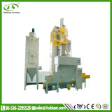 SGS를 가진 롤러 Pass Type Shot Blasting Machine