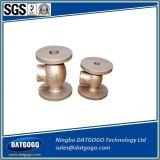 Peças sobresselentes fazendo à máquina do CNC do bronze profissional do fabricante