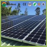 120W kristallener PV monoSonnenkollektor für Solarstraßenbeleuchtung-System