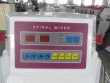75kg 200L de Professionele Mixer van het Deeg van het Brood Spiraalvormige voor Verkoop