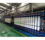 Machine de filtre d'eau minérale de traitement des eaux de système d'ultra-filtration