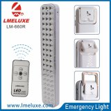 SMD ricaricabile portatile LED con l'indicatore luminoso Emergency di telecomando