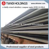 ASTM A36, Q235, Q345, SS400 мягкой структурной стальную пластину