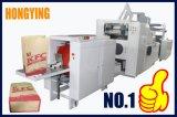 Fabricado en China Lesure alimentos bolsa de papel de la máquina