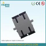 Sc 파랑 플라스틱의 광학 섬유 케이블 연결관 접합기