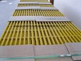 FRP 격자판, GRP Pultruded 격자판, 섬유유리 또는 유리 섬유 격자판