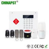 バックアップ電池無線GSMのパニック機密保護の警報システム(PST-G66B)