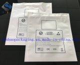 Sacchetto dell'imballaggio della chiusura lampo del di alluminio