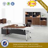 Muebles de oficinas modernos del estilo europeo ejecutivo de madera del escritorio (HX-8N0632)