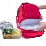 Hochwertiger Entwerfer kühlerer Beutel-Großverkauf-Mittagessen-Kühlvorrichtung-Isolierbeutel