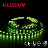 방수 UL는 60LED/M 유연한 LED 지구를 목록으로 만들었다