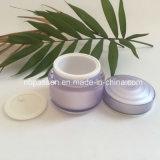vaso crema rotondo acrilico viola 30g per l'imballaggio dell'estetica (PPC-NEW-152)