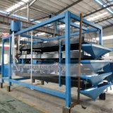 Secousse du Tableau pour des machines de séparation de niobium