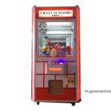Deluxer Innenspielplatz-Münzenkran-Maschine