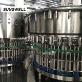 Frasco de PE de enchimento de lavagem de alumínio máquina de nivelamento