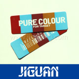 Высокое качество горячая продажа Custom Design джинсы пластиковые повесить Tag