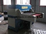 Sola máquina que corta con tintas lateral hidráulica de EVA que introduce