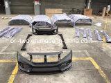 Novo! Kits de carroçaria de material de PP para Honda Civic 2017 Tipo R