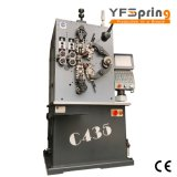 YFSpring Coilers C435 - 4 оси диаметр провода 1,20 - 3,50 мм - машины со спиральной пружиной