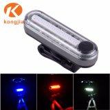 LEDの防水再充電可能なライトはバイクのテールライトをセットする