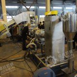 Wast HDPE LDPE BOPP ПЭТ-пленка ПВХ Москва утилизации машины