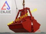 배 기중기를 위한 전동 유압 조가비 횡령