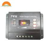 (HME-15A) el mejor precio 12V el controlador del sistema de energía solar 15A