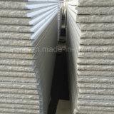 Pannelli a sandwich delle lane di PU/EPS/Mineral per il tetto/parete/la stanza pulita