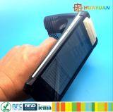 Programa de lectura Handheld de múltiples funciones de la frecuencia ultraelevada RFID de la terminal de los datos Android6.0 de Bluetooth/WiFi/Barcode
