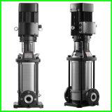 Vertikaler heller Edelstahl 50Hz 1 Phasen-Wasser-Pumpe