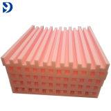 Современные розового цвета красный зеленый огнеупорные против электрическим током кино караоке и используйте Акустический пеноматериал