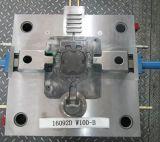 Высокая заливка формы давления умирает для тела светильника теплоотвода