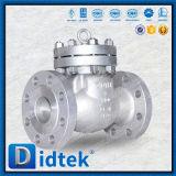 Задерживающий клапан качания крышки на болтах нержавеющей стали Didtek BS1868
