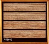 インクジェット木製の板の磁器は床の建築材料のためのセラミックタイルをタイルを張る