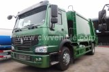 安い価格のDongfeng 4X2 10m3のガーベージの圧縮のトラック