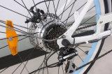 il pedale femminile di 36V 250W ha aiutato la bicicletta elettrica della bici dell'incrociatore della spiaggia